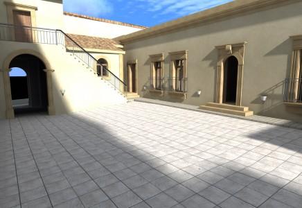 Appartamenti esclusivi nel centro storico di avola sr for Piani di casa cottage con porte cochere