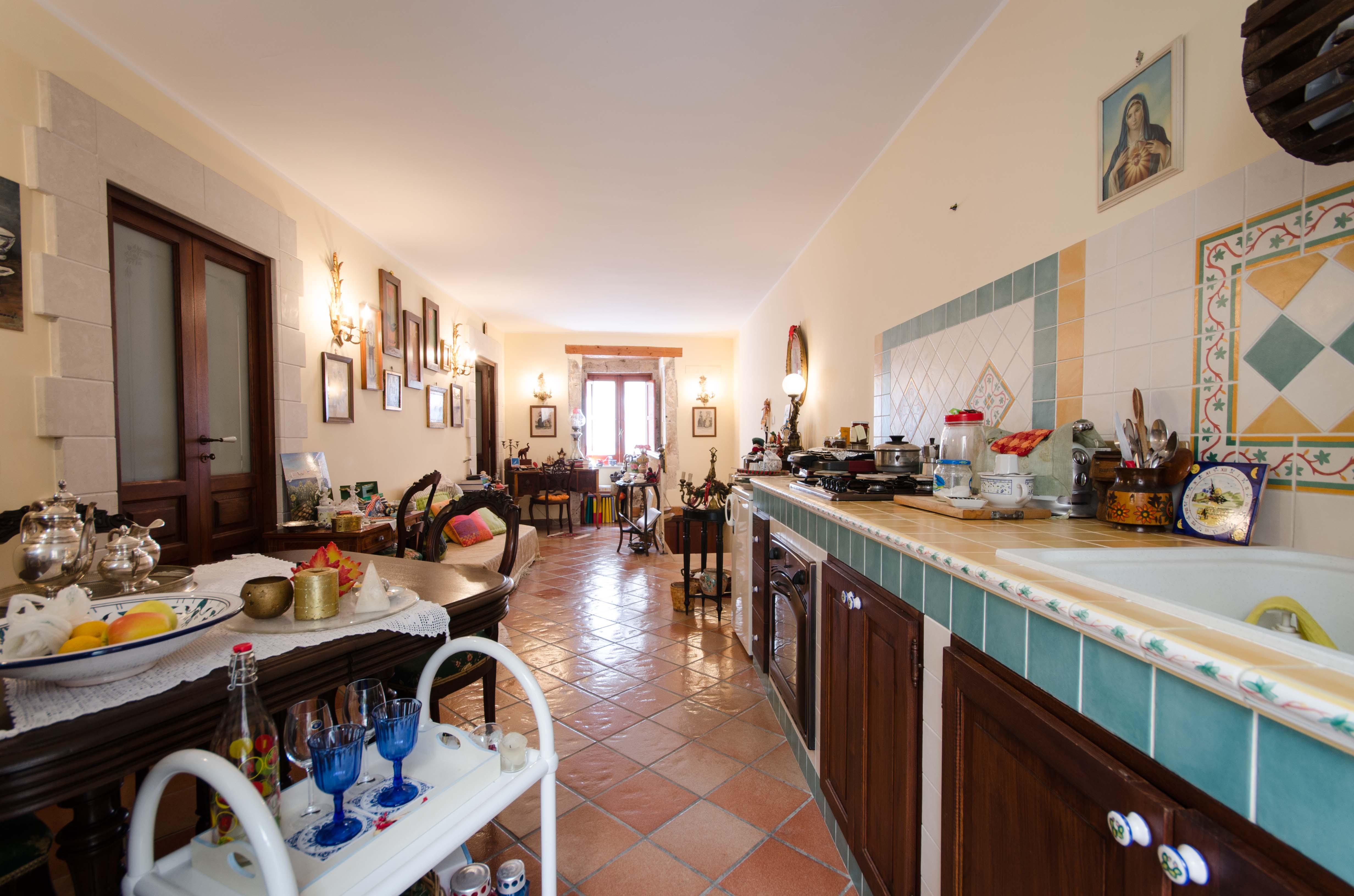 Appartamento indipendente nel centro storico di siracusa for Hotel siracusa centro storico